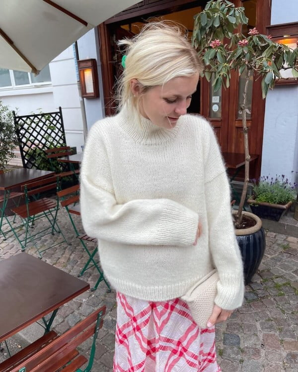 Weekend Sweater - papirutgave