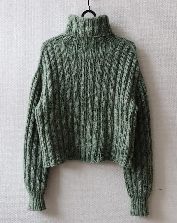 Berry sweater - papirutgave