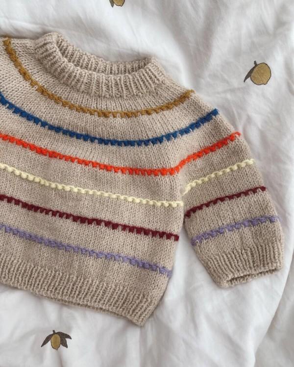 Festival Sweater Baby - papirutgave