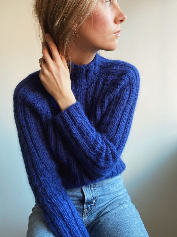 Ernie sweater - papirutgave