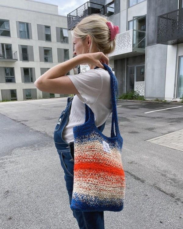Technicolor Tote Bag - papirutgave