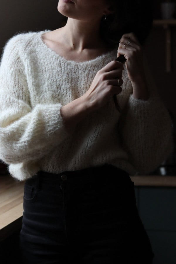 The Ida sweater - papirutgave