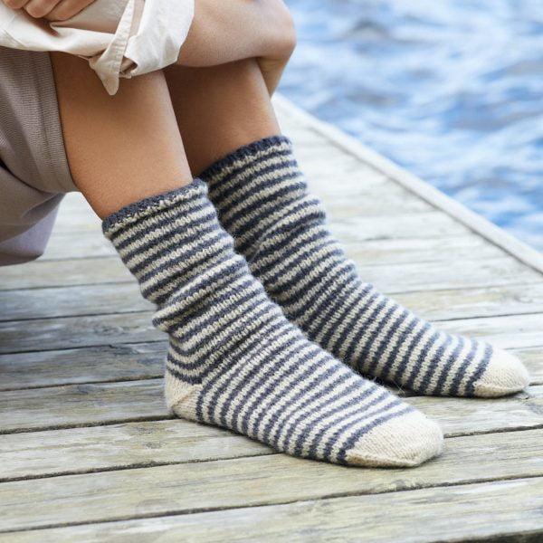 394 Vandre sokker - Hefte